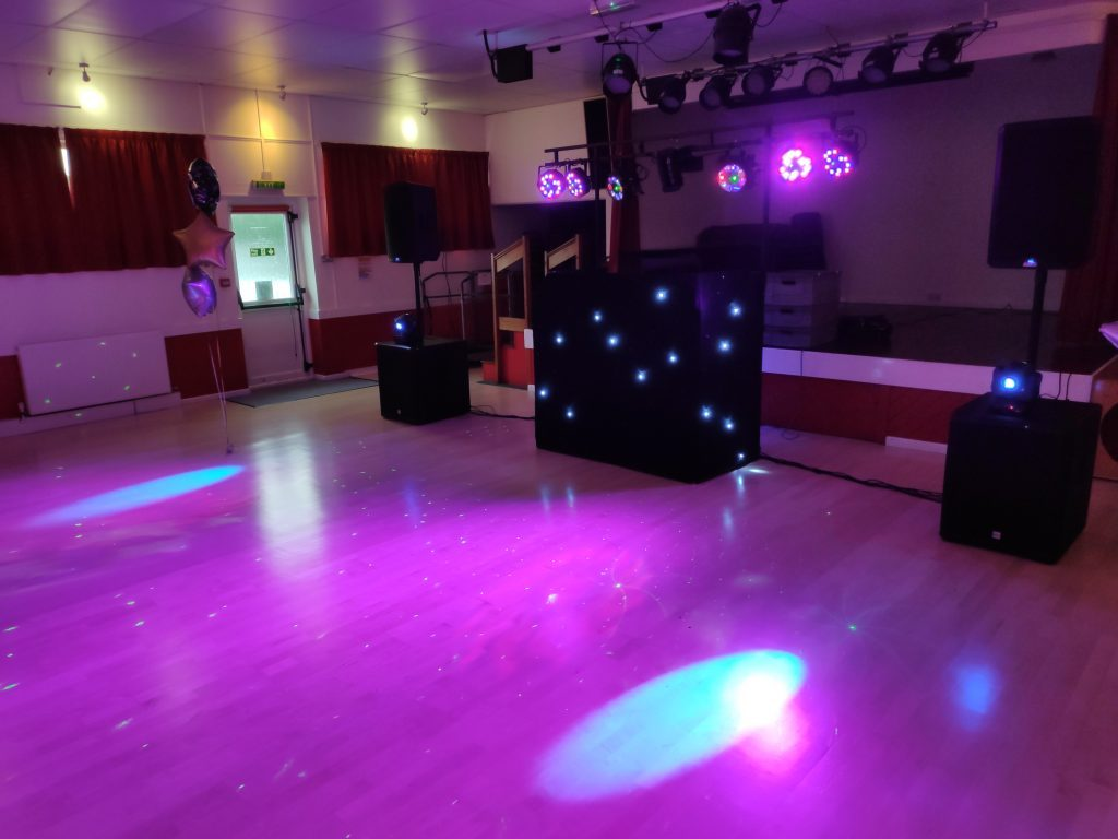 Mobile disco and wedding DJ Bristol
